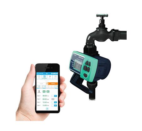 מחשב השקיה Galcon Smart Bluetooth המופעל באמצעות אפליקציה ידידותית ואינטואיטיבית - משלוח חינם - תמונה 2