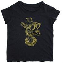 חולצה No Biggie לילדים (8 שנים-Nb) שחור