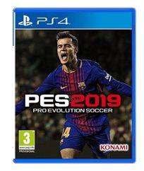 PES 2019 Pro Evolution 2019 פרו אבולושיין 2019 PS4