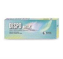 מארז 12 חבילות עדשות מגע יומיות DISPO Silk למשך חצי שנה קופר ויז'ן