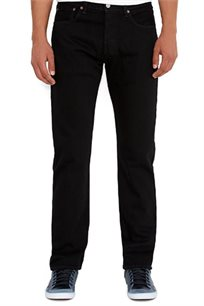 ג'ינס Levis 501-660 לגבר - שחור
