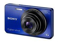 מצלמה דיגיטלית SONY עם 16MP, וידאו עם קול ומסך 3 אינץ' + זיכרון 8GB מתנה ו-3 שנות אחריות!