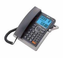 טלפון שולחני עם צג רחב ושיחה מזוהה GCE-5933