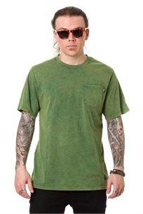 חולצת טי לגברים SUPPLY בצבע ירוק
