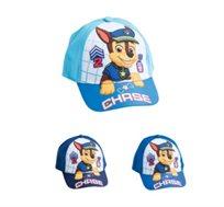 2 כובעי בייסבול מפרץ ההרפתקאות לילדים - צבע לבחירה