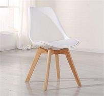 כסא לפינות אוכל BRADEX בריפוד דמוי עור