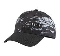 כובע REEBOK CF BASEBALL בצבעי שחור/לבן