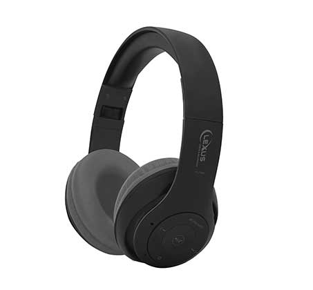 אוזניות בלוטוס 5.0 OVER-EAR עם מיקרופון מובנה LEXUS דגם HS-270BT