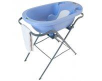 DigiBATH-אמבט לתינוק משולב משקל ומד טמפרטורה עם מעמד