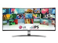 "מסך מחשב  LG קעור מקצועי ""29 ברזולוציית Ultra Wide full HD עם פאנל IPS וחיבור HDMI דגם 29UC88-B"