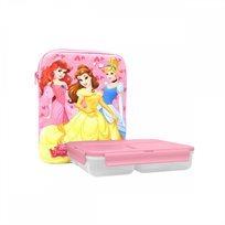 סט קופסאות אוכל Princesses