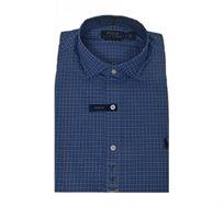 חולצה מכופתרת POLO RALPH LAUREN - כחול/תכלת/לבן