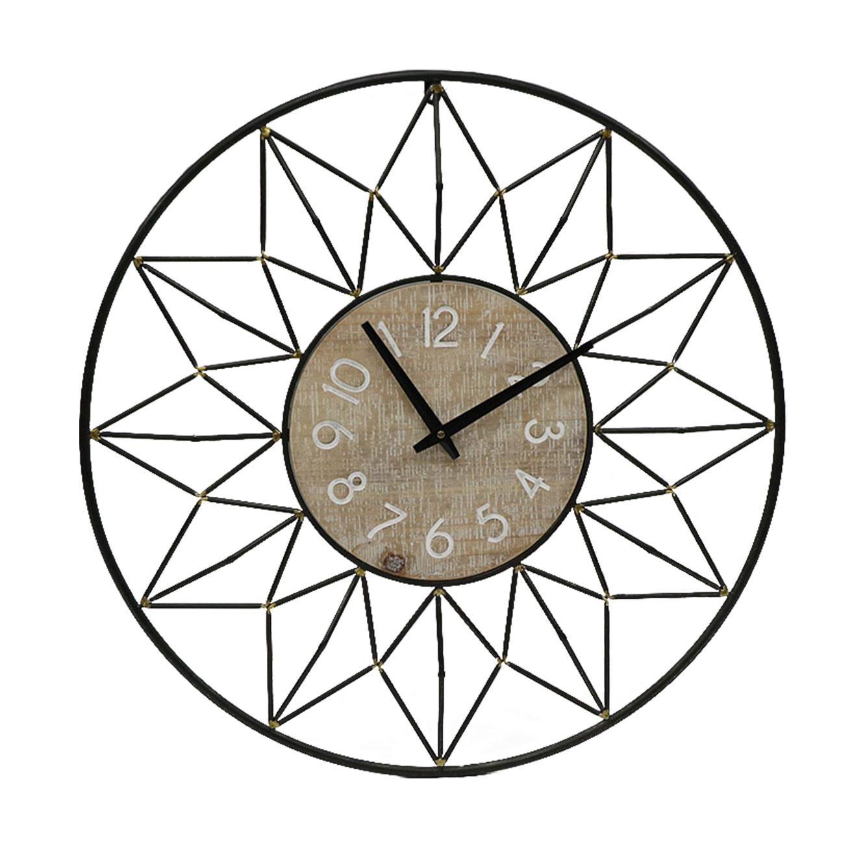 שעון לקיר בעיצוב קלטי  U DESIGN