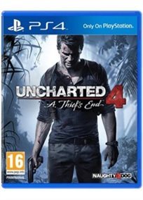 UNCHARTED 4: A THIEF'S END PS4 במלאי! אירופאי!