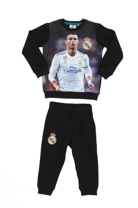 Real Madrid ילדים // סט פוטר ריאל שחור