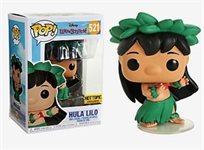 Funko Pop - Hula Lilo Exclusive No Tag (Lilo & Stitch) 521  בובת פופ