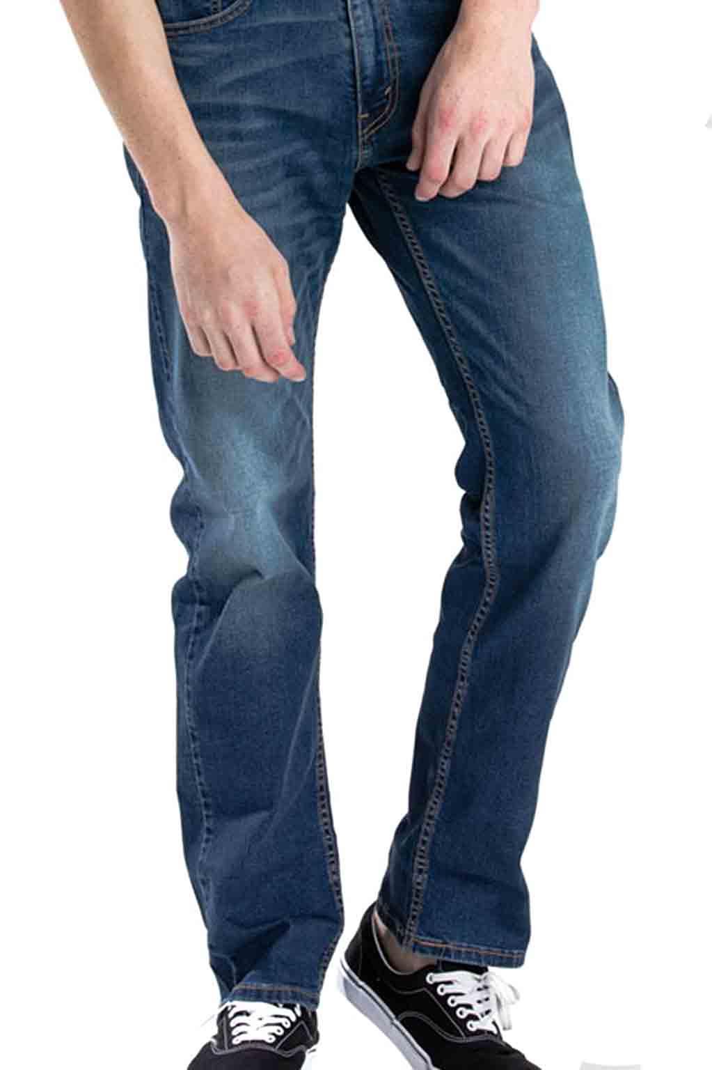ג'ינס Levis 505-1626 לגבר - כחול