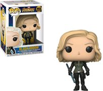 Funko Pop - Black Widow  (Avengers Iw) 295 בובת פופ