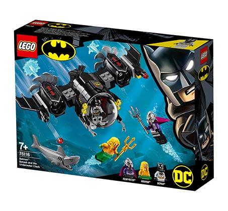 רכב המים באטמן סופר הירו LEGO