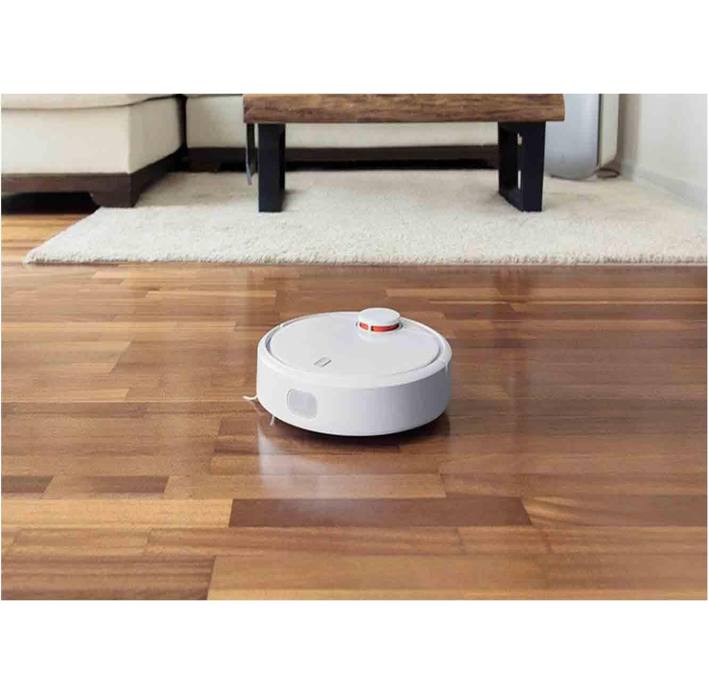 שואב אבק רובוטי XIAOMI דגם  Mi Robot Vacuum תכנון מסלול חכם שאיבה חזקה ושליטה חכמה ע