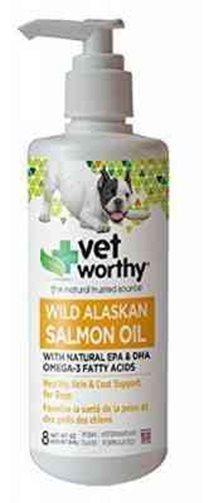 תוסף תזונה לכלב- שמן סלמון לבריאות העור והפרווה אריזת חיסכון