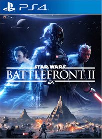 Star Wars Battlefront II PS4 אירופאי!
