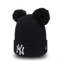 New Era יוניסקס// כובע Pom Cuff