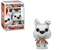Funko Pop - Krypto The Superdog  Special Edition (Krypto) 469  בובת פופ