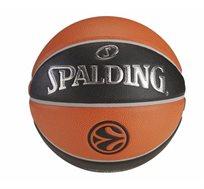 כדורסל גודל 7 עשוי עור SPALDING - משלוח חינם