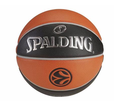 כדורסל יורוליג SPALDING גודל 7