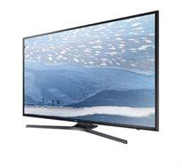 """טלוויזיה Samsung """"55 LED 4K SMART TV קעורה איכות תמונה 1400 PQI מעבד 4 ליבות עידן פלוס UE55KU7350"""
