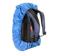 כיסוי גשם מקצועי אטום למים מבד ניילון לתרמיל בינוני המתלבש על התיק בקלות