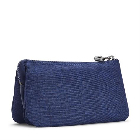 נרתיק גדול Creativity L - Cotton Indigo  כחול כותנה
