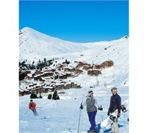 חופשת סקי צרפתית! טיסה+אירוח במלון+סקי פס+העברות+ציוד מלא החל מכ-€969* לאדם!