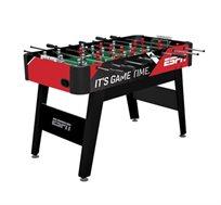שולחן כדורגל גדול ומאסיבי דגם RED מצופה PVC עם סימוני מגרש