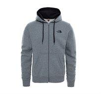 מעיל דגם T0CG46LXS לגברים בצבע אפור