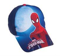 כובע ספיידרמן לילדים במגוון צבעים והדפסים לבחירה