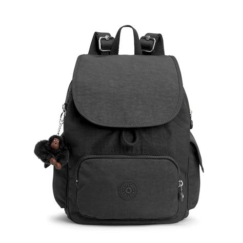 תיק גב קטן City Pack S - True Blackשחור עמוק