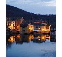 יוצאים עם המשפחה לחופשה! 6 לילות בכפר נופש באגם גארדה כולל טיסות ורכב לכל התקופה החל מכ-€739* לאדם!