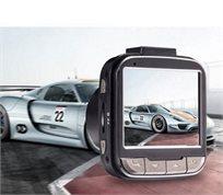 מצלמת דרך לרכב עם חיישני בטיחות הכוללת התרעה על שמירת מרחק וסטייה מהנתיב בזמן אמת