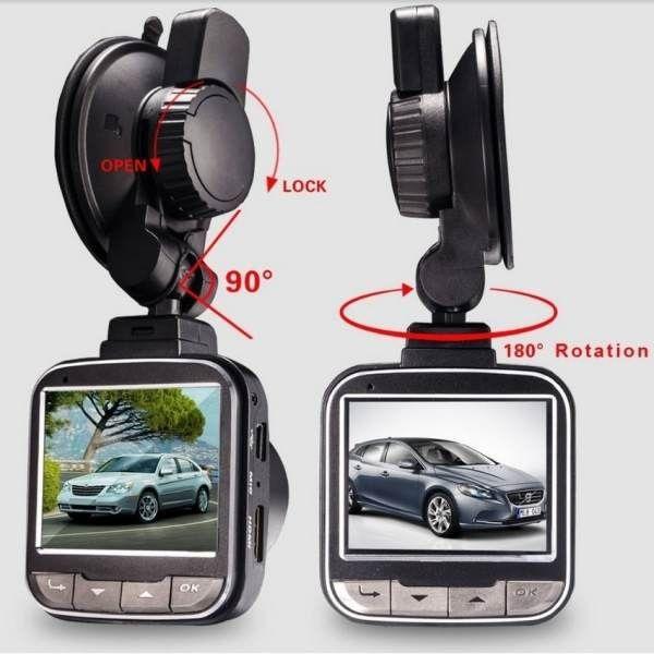 מצלמת דרך לרכב עם חיישני בטיחות הכוללת התרעה על שמירת מרחק וסטייה מהנתיב בזמן אמת  - משלוח חינם - תמונה 2