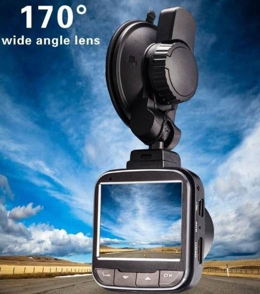 מצלמת דרך לרכב עם חיישני בטיחות הכוללת התרעה על שמירת מרחק וסטייה מהנתיב בזמן אמת  - משלוח חינם - תמונה 3
