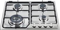 כיריים גז 4 להבות במגוון צבעים תוצרת Delonghi דגם NDG68 מבית ניופאן