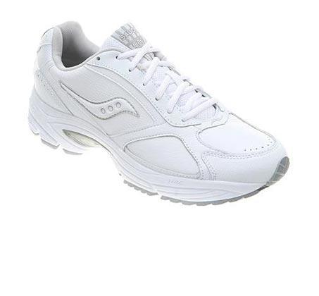 נעלי הליכה לגבר Saucony דגם GRID OMNI WALKER - לבן