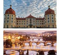 """8 ימי טיול מאורגן בפראג ומזרח גרמניה כולל טיסות ואירוח במלונות ע""""ב א.בוקר החל מכ-$707* לאדם!"""