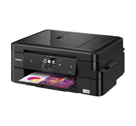 מדפסת משולבת חסכונית בעלויות ההדפסה MFC-J985DW