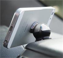 מעמד מגנטי לרכב Mega-Magnet מחזיק את הטלפון שלכם חזק, יציב ובטוח