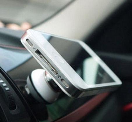 מעמד מגנטי לרכב Mega-Magnet מחזיק את הטלפון שלכם חזק, יציב ובטוח - תמונה 4