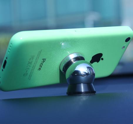 מעמד מגנטי לרכב Mega-Magnet מחזיק את הטלפון שלכם חזק, יציב ובטוח - תמונה 7