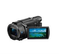 """מצלמת וידיאו 4K סוני דגם FDR-AX53B עדשת מ""""מ F2.8-4.5"""
